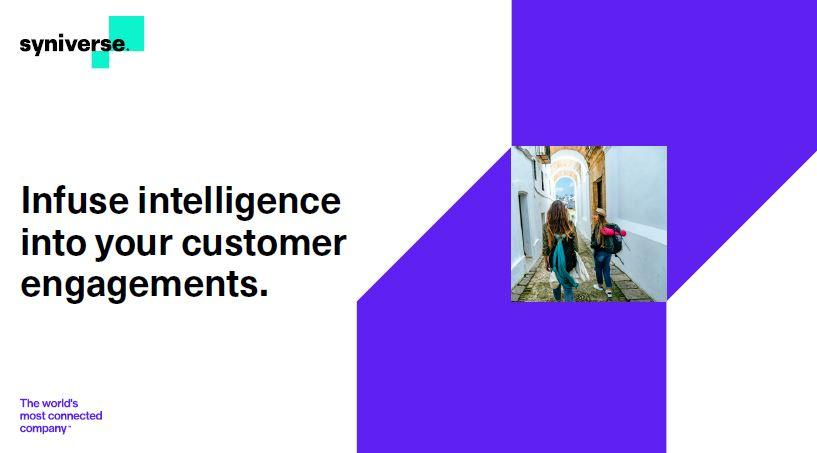 Infundir inteligencia en las relaciones con los clientes