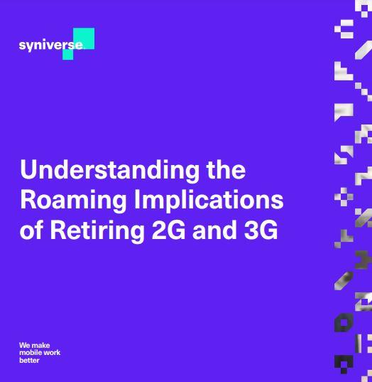 Comprender las implicaciones de la itinerancia de la retirada de la 2G y la 3G