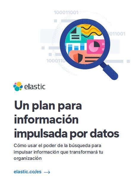 Un plan para información impulsada por datos