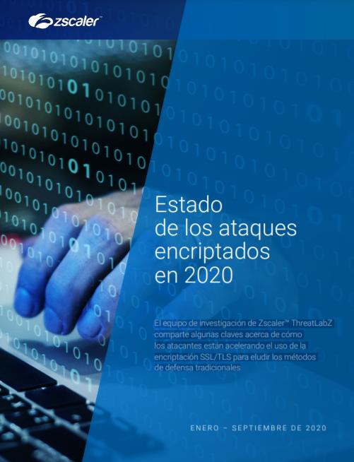 Estado de los ataques encriptados en 2020