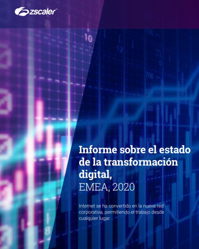 Informe sobre el estado de la transformación digital, EMEA 2020