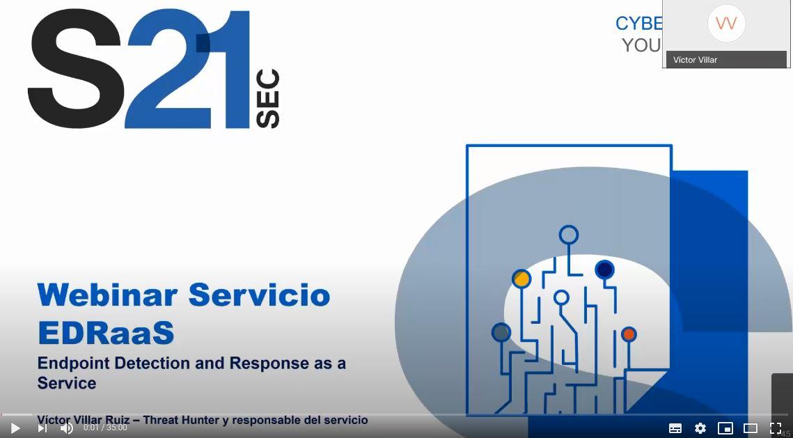 ¿Qué es EDR as a Service?