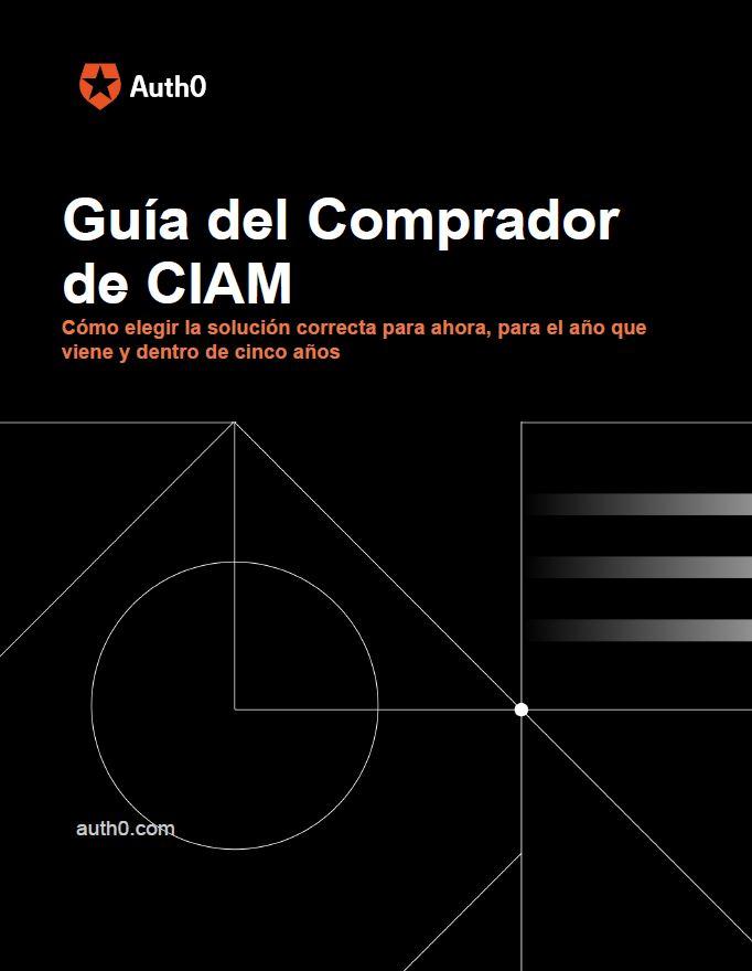 Guía del Comprador de CIAM
