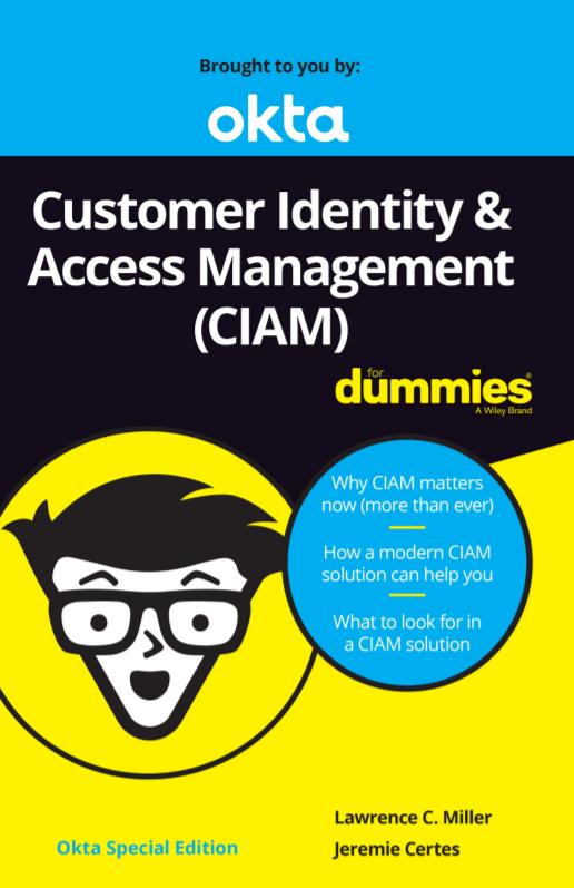 Gestión de acceso e identidad del cliente (CIAM) para principiantes