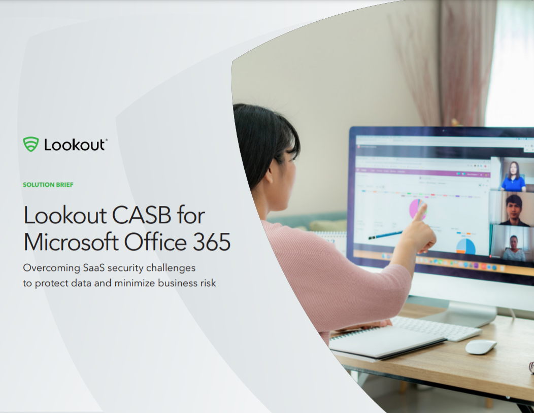Lookout CASB para Microsoft Office 365